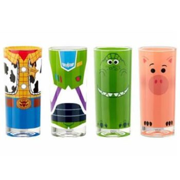 TUMBLER SET DISNEY TOY STORY