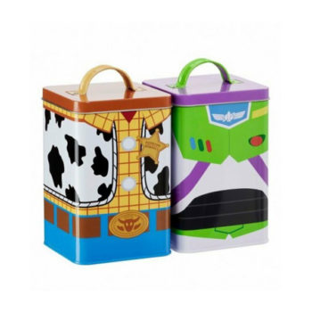 Kitchen Storage Tins DISNEY