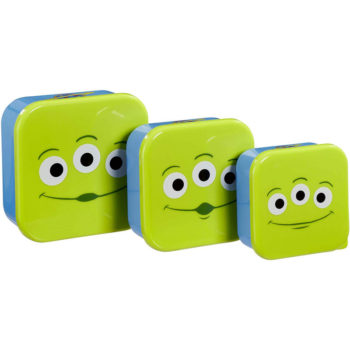 Plastic Storage Set TOY STORY Alien