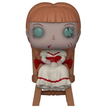 Annabelle in Chair Pop