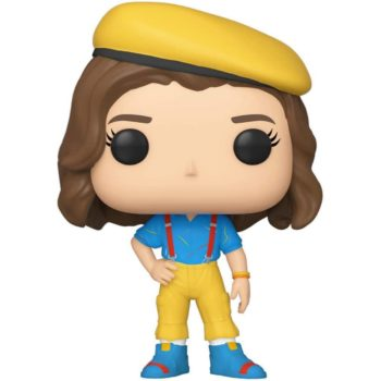 Eleven in Yellow Outfit Pop