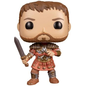 Maximus with Armour Pop