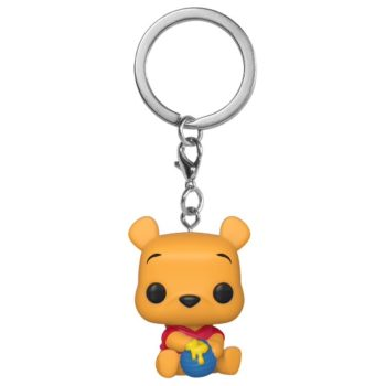 Pooh Bear Keychain