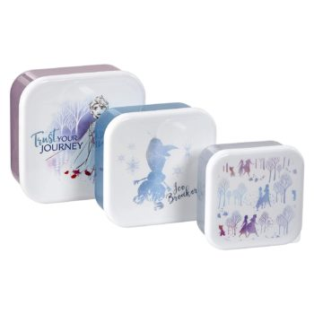 Plastic Storage Set Disney Frozen 2
