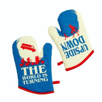 Oven Glove Set Stranger Things