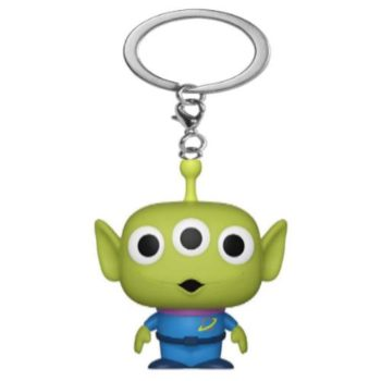Toy Story Alien Keychain