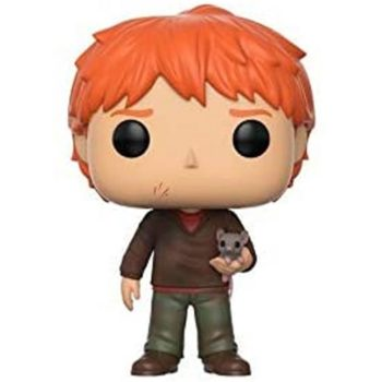 Ron with Scabbers Pop