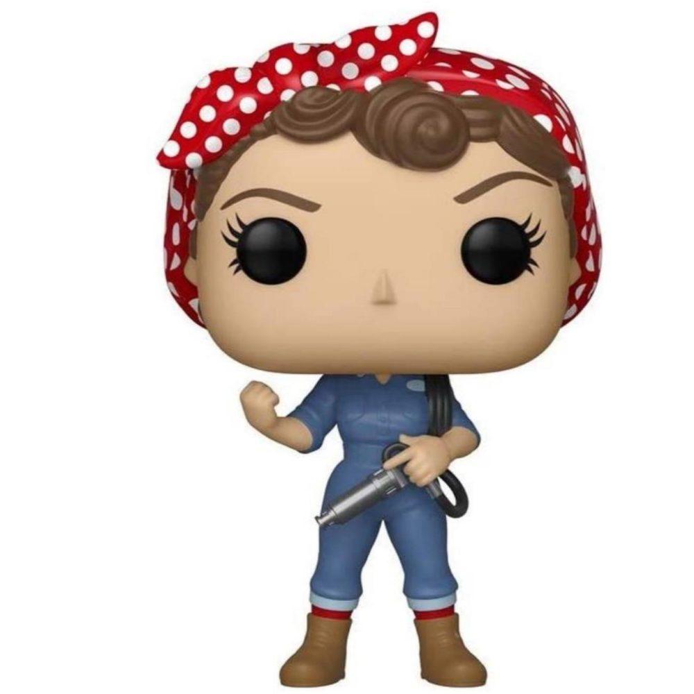 Rosie the Riveter Pop