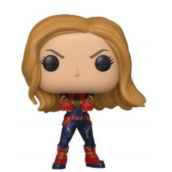Capt. Marvel Pop