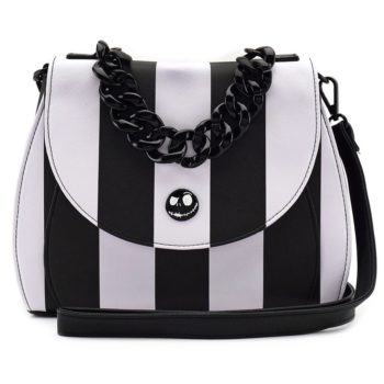 DISNEY BAG NBC Striped Saddle