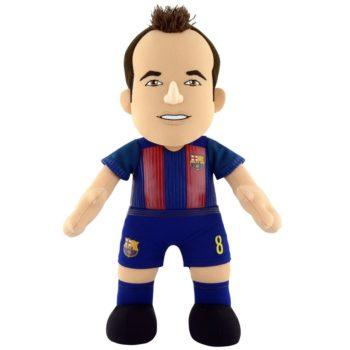 FC Barcelona Andres Iniesta
