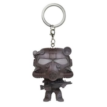 Power Armor Keychain