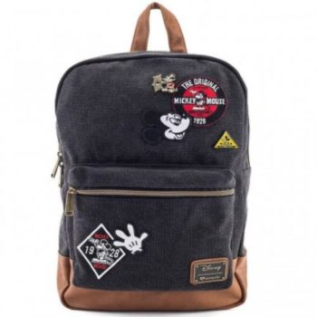 MICKEY DENIM BACKPACK