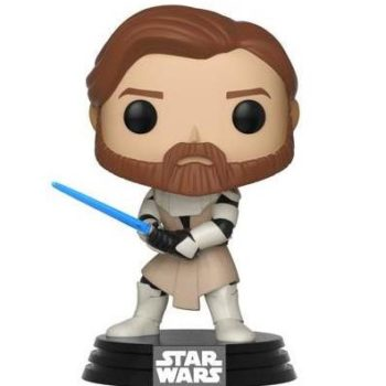 Clone Wars Obi Wan Pop