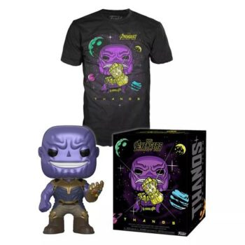 POP & TEE MARVEL THANOS